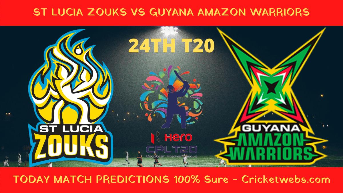 STZ vs GAW Match Prediction