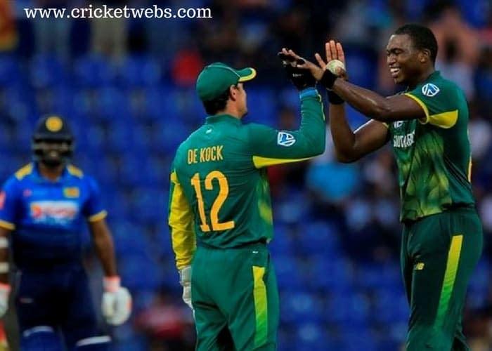 South Africa Cricket Prediction