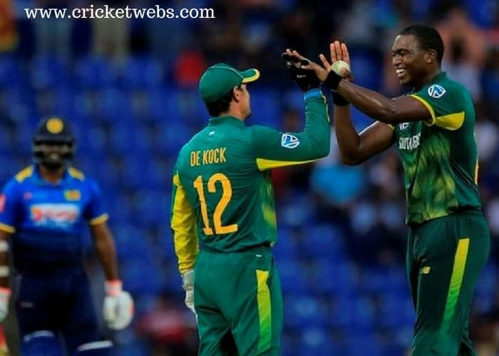 Sri Lanka vs South Africa Cricket Prediction