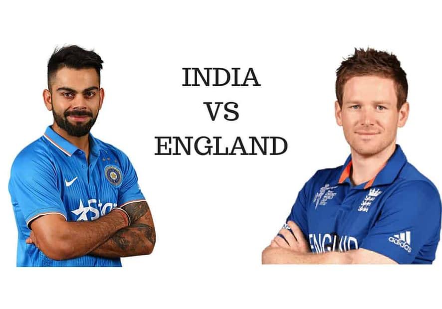 India vs England match Prediction
