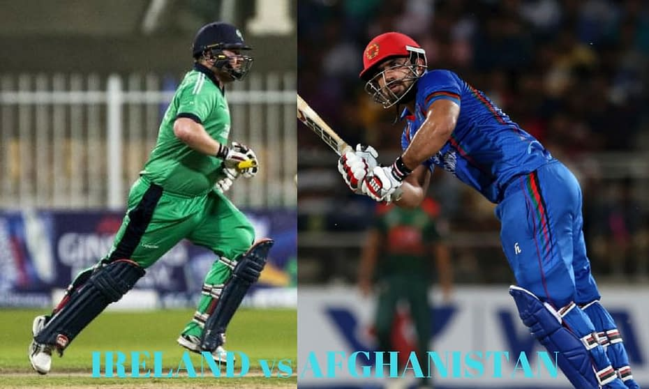 Ire vs Afg Match Prediction