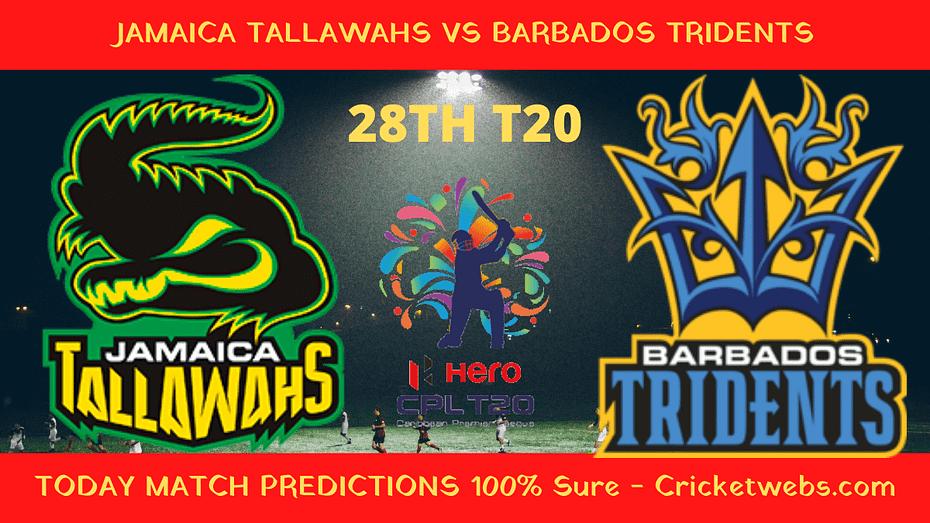JT vs BT Match Prediction
