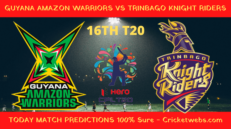 GAW vs TKR Match Prediction