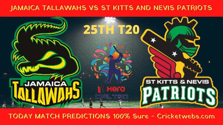 JT vs SNP Match Prediction