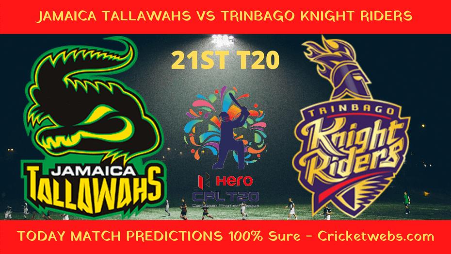 JT vs TKR Match Prediction
