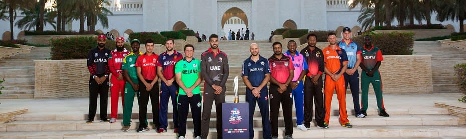 Icc t20 World Cup Qualifier Prediction