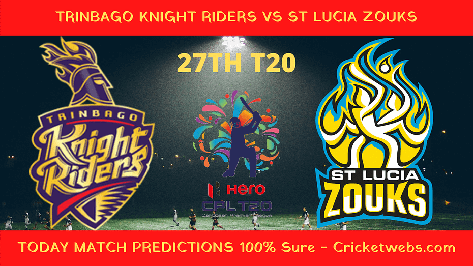 TKR vs STZ Match Prediction
