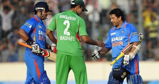 Sachin Tendulkar Scored His 100th Century In International Cricket