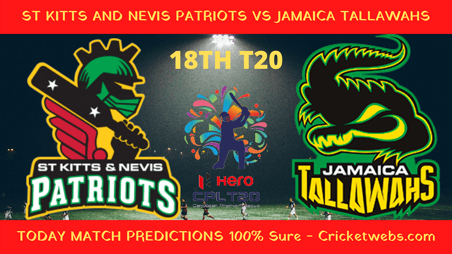 SNP vs JT Match Prediction