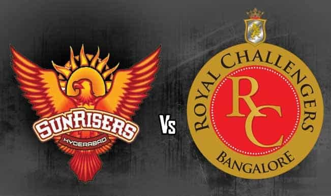 SRH vs RCB Match Prediction, Who Will Win Today IPL Match