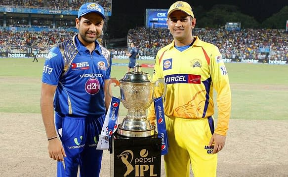 Mumbai Indians vs Chennai Super Kings