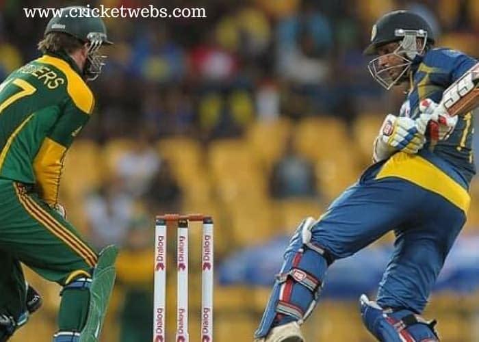 SL vs RSA Cricket Prediction