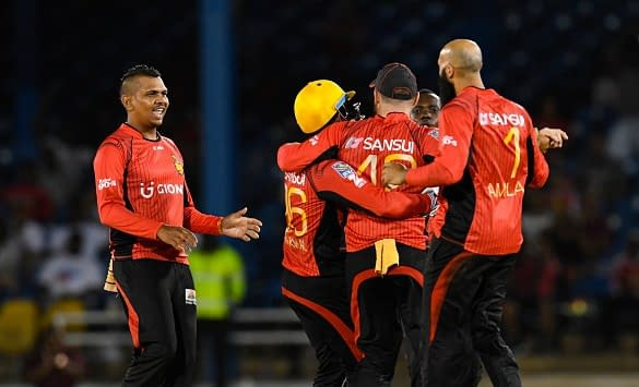 Trinbago Knight Riders Prediction