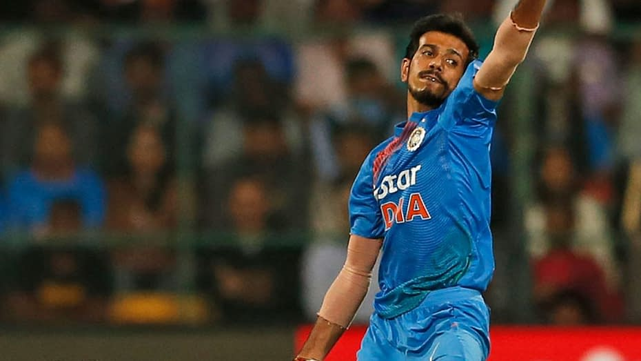 Yuzvendra Chahal India's First Concussion Substitute