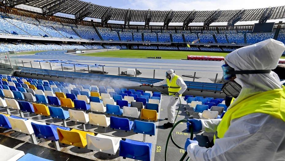 IPL possibility in empty stadium