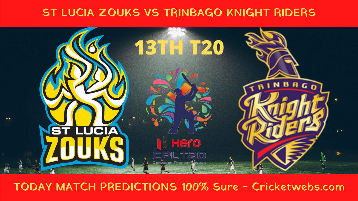 STZ vs TKR Match Prediction